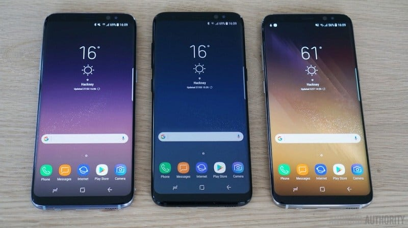 ROM FULL 5 FILES FOR SAMSUNG GALAXY S8 PLUS - AlbViral