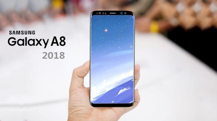 Remove/Bypass Google Account on Samsung Galaxy A8 & A8+ (2018) FRP